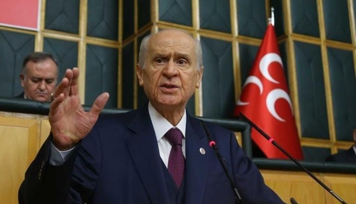 """Bahçeli'den """"Siyasi cinayetler"""" açıklaması"""