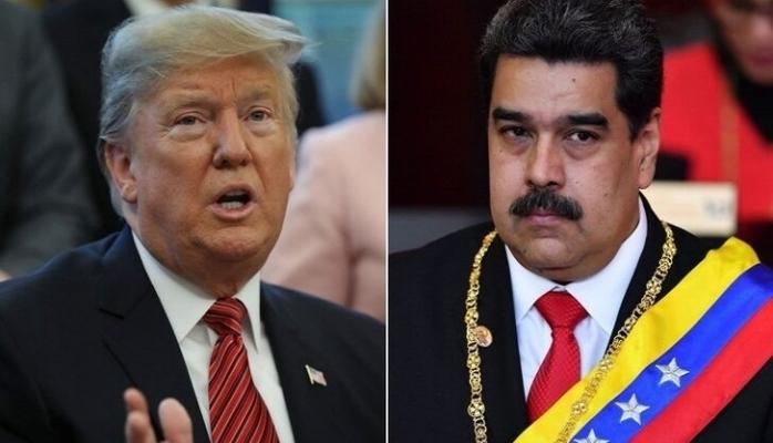 Maduro ile Yalnızca Görevden Ayrılmasını Görüşürüm