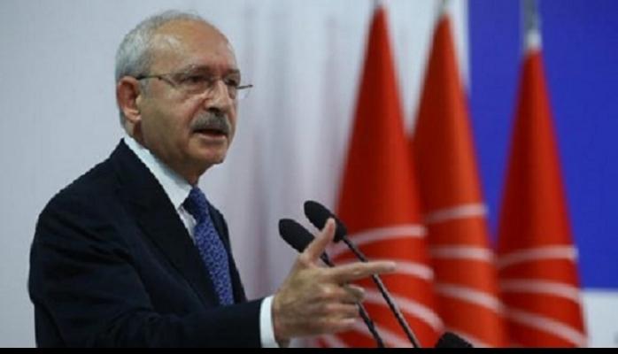 Kılıçdaroğlu'ndan Erbil açıklaması
