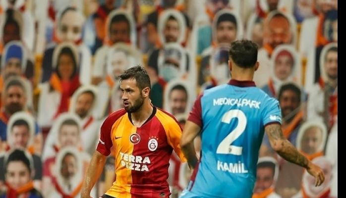 Galatasaray 1 - Trabzonspor : 3