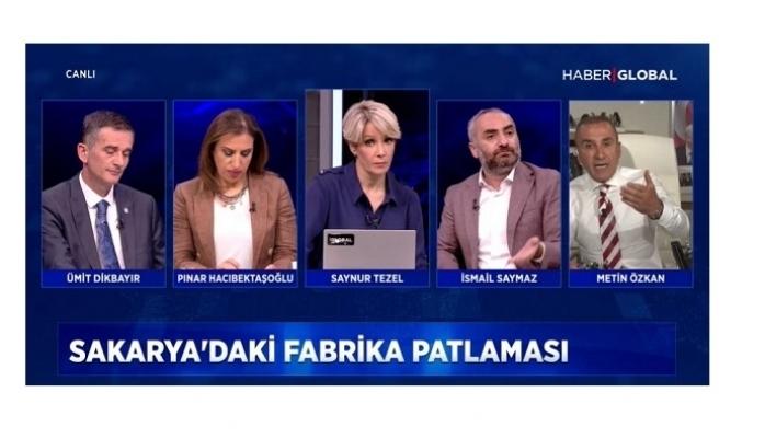 İsmail Saymaz'dan Metin Özkan'a çok sert tepki