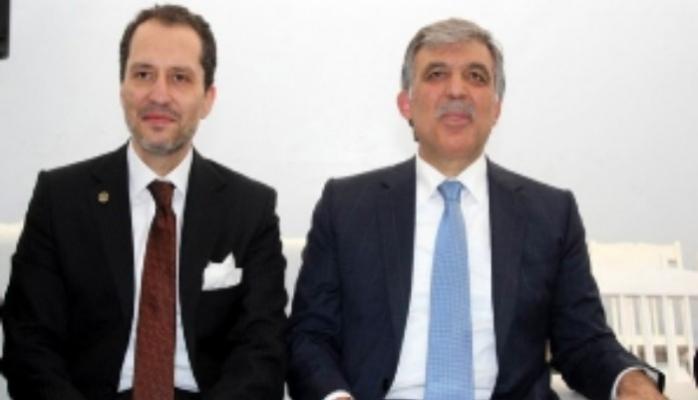 Erbakan'dan Gül'e dikkat çeken soru: Orada ne işin vardı?