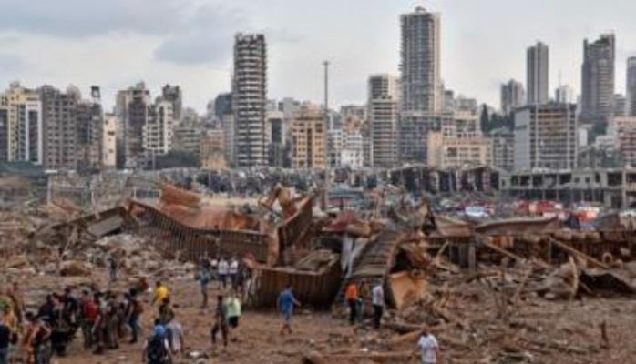 Lübnan'ın başkenti Beyrut limanında ölü sayısı artıyor