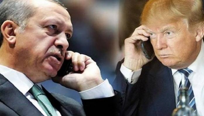 Erdoğan-Trump görüşmesinin ayrıntıları ortaya çıktı