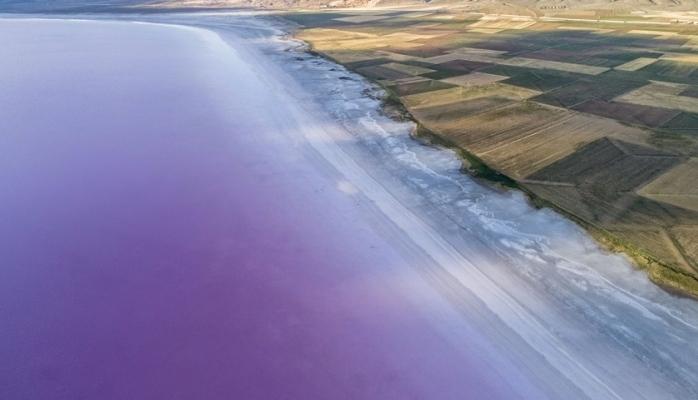 Durum Vahim! Tuz Gölü küçülüyor