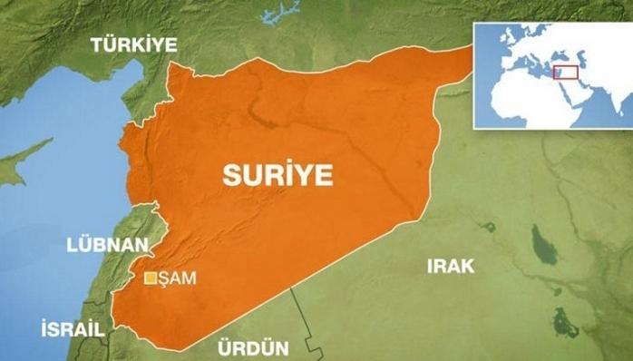 Suriye'de patlayıcı yüklü araç infilak etti