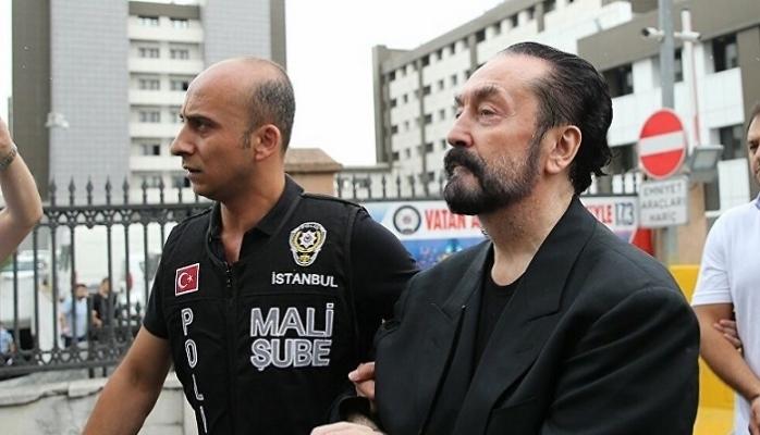 Adnan Oktar'a bin 75 yıl hapis cezası