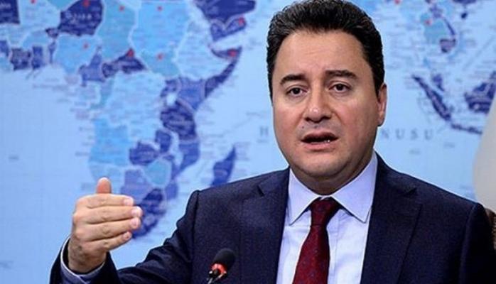 Babacan'dan hükümete koronavirüs önerisi
