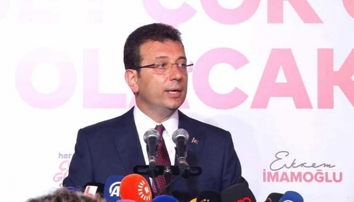 İmamoğlu: 'İstanbul'daki vefat tablosu bizi ürkütüyor'