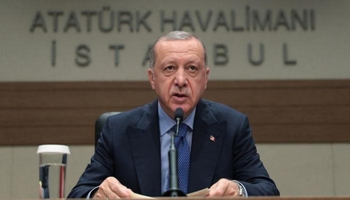 Cumhurbaşkanı Erdoğan : Bu bataklığı kurutacağız!