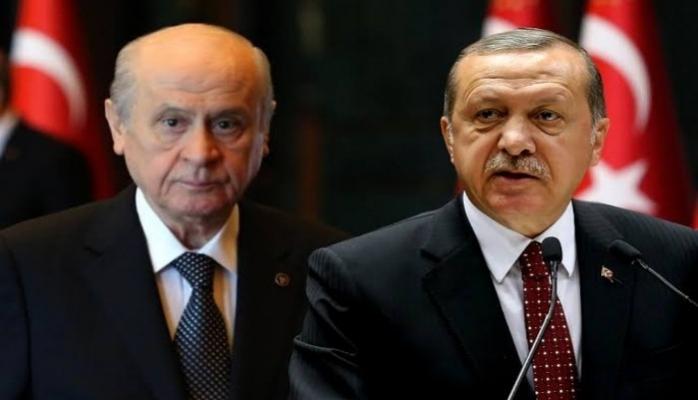 AKP'den MHP hamlesi!