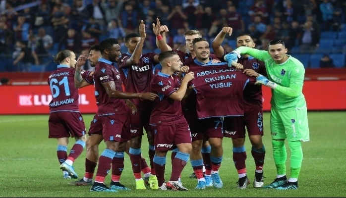 Trabzonspor : 2 - Gençlerbirliği : 2