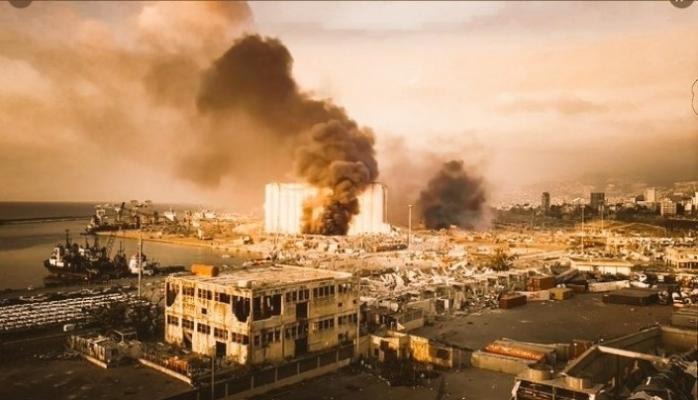 Beyrut patlamasına yol açan amonyum nitrat nedir ?