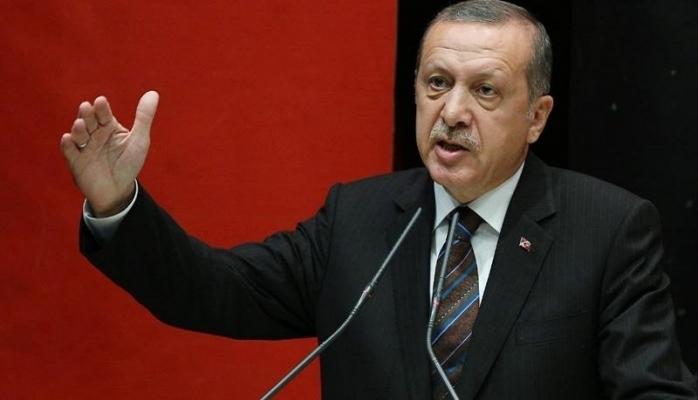 Erdoğan: YPG'nin silahlarını topluyoruz