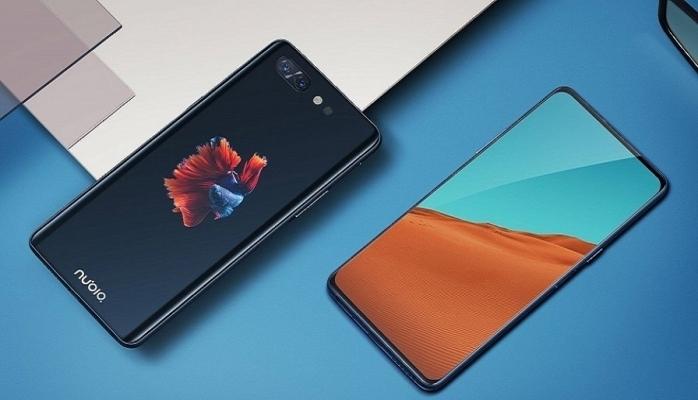 Nubia Z20 akıllı telefon göz kamaştırıyor!