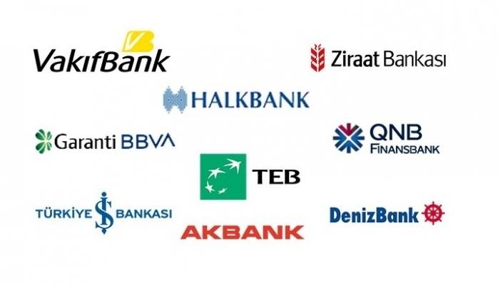 Bankalar tek tek açıkladı! Değişiyor