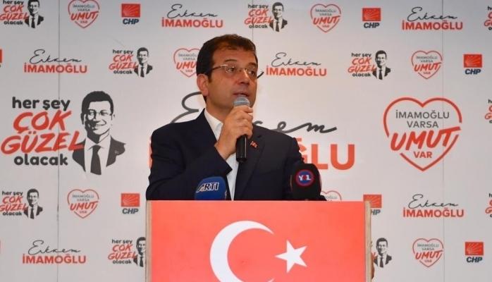 İmamoğlu memleketinden yanıt verdi: Ben Trabzon uşağıyım