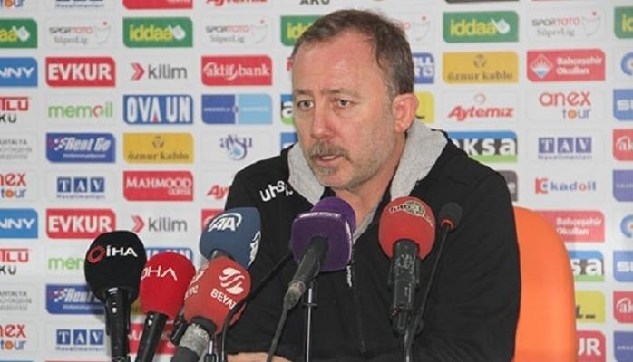 Beşiktaş'ta Sergen Yalçın'ın testi pozitif!