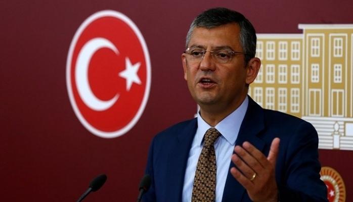 Özel'den Süleyman Soylu'ya sigorta sorusu