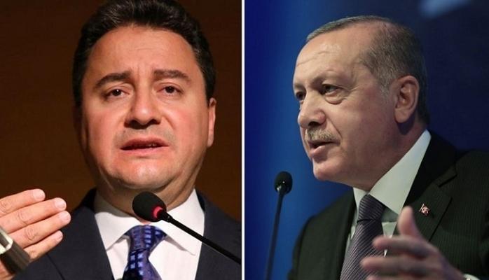 """Babacan'dan Erdoğan'a tepki: """"83 milyonluk ülkeyi böyle yönetmeye çalışırsanız..."""""""