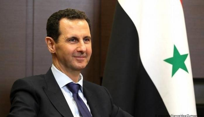 Esad'dan ilk tepki!