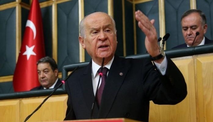 Bahçeli'den 'Beştepe'ye çıkan CHP'li' iddialarına ilk yorum!