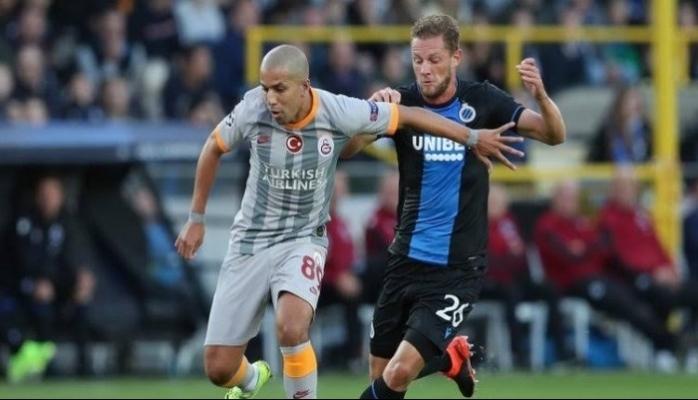 Club Brugge : 0  - Galatasaray : 0