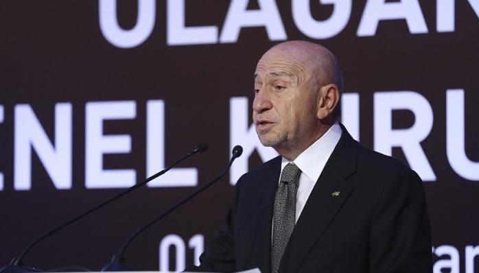 Futbol Federasyonu'nun yeni başkanı!