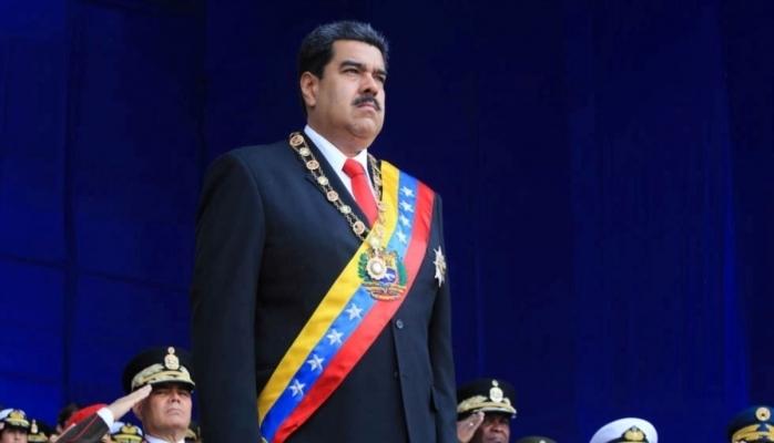 Maduro'ya uyarı!