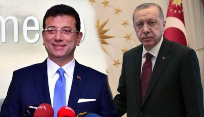 İmamoğlu'ndan Erdoğan'a Kanal İstanbul göndermesi