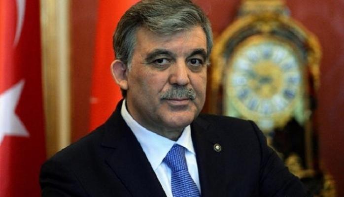 """Gül, """"Gördüğüm en büyük tehlike"""" dedi ve AKP'yi işaret etti"""