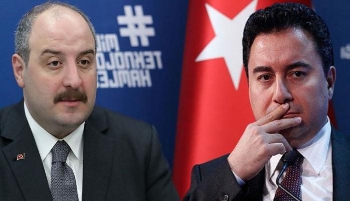 Mustafa Varank'tan Ali Babacan'a olay sözler!