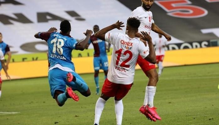 Trabzonspor ağır yaralı
