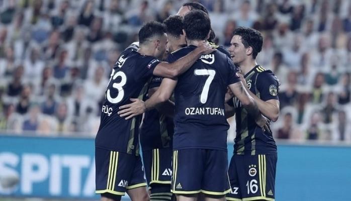 Fenerbahçe : 2 - Göztepe: 1