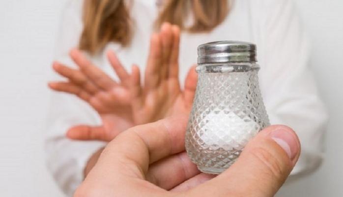 Fazla tuz tüketimi ömrünüzü kısaltır