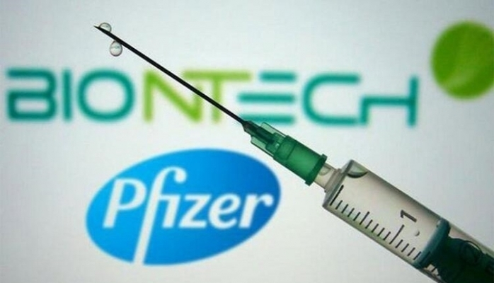 FDA'dan Biontech'e red