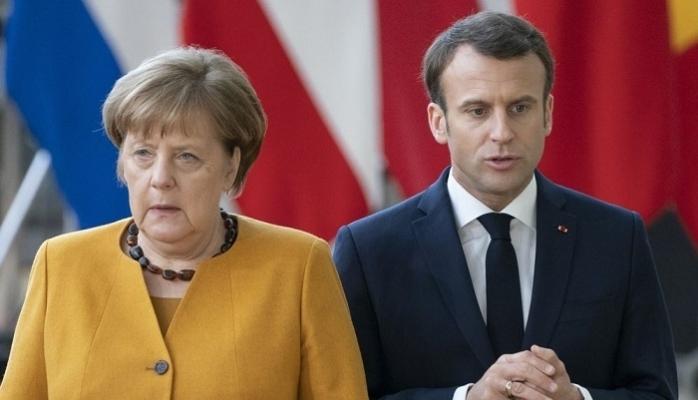 Macron ve Merkel karşı karşıya: BioNTech'e veto