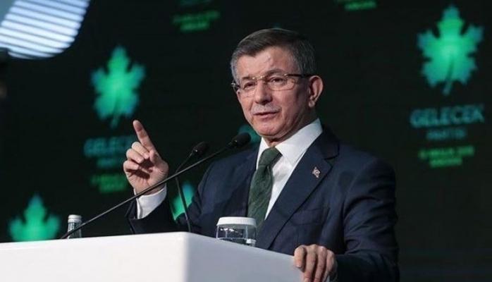 Davutoğlu'ndan Erdoğan ve Bahçeli'ye çok sert sözler