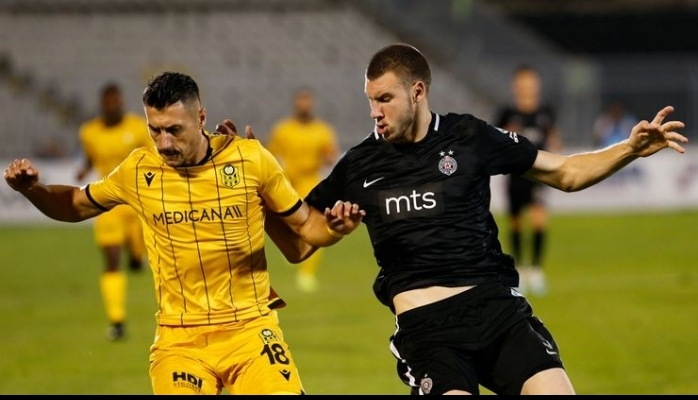 Partizan: 3 - Yeni Malatyaspor 1