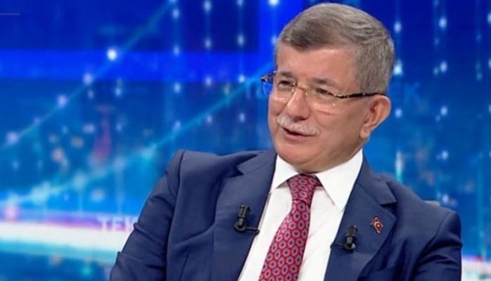 Davutoğlu o soruya çok sinirlendi: Bu soruyu bir gün Erdoğan'a sorarsın