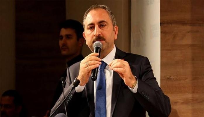 Adalet Bakanı Gül'den Kılıçdaroğlu'na tepki