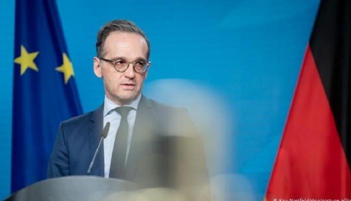Maas: Türkiye AB'ye yanlış sinyaller gönderiyor