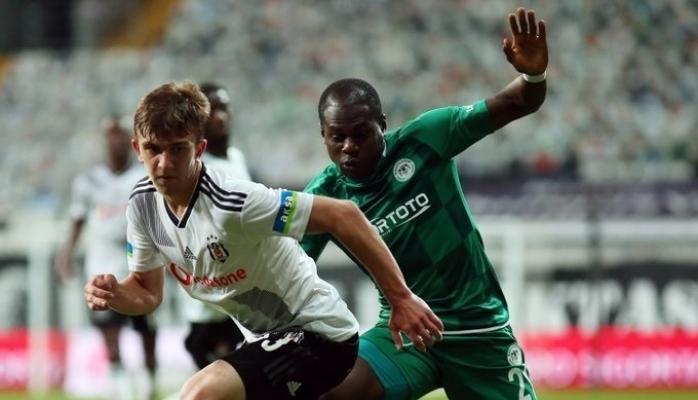 Beşiktaş - Konyaspor maç sonucu: 3-0
