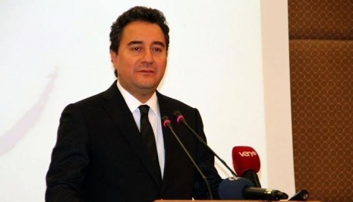 Babacan'ın partisini ilan edeceği tarih belli oldu