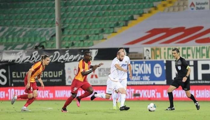 Alanyaspor : 4 - Galatasaray : 1