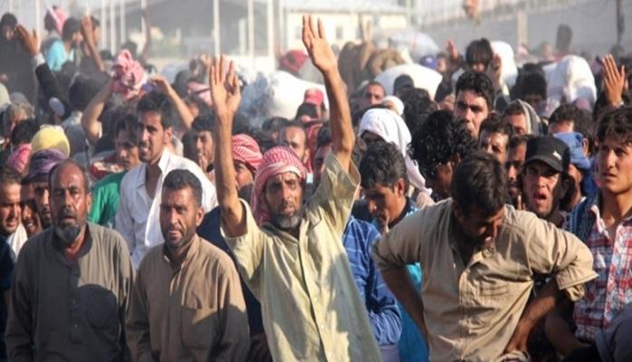 Fatih'te  Suriyeli eylemi!