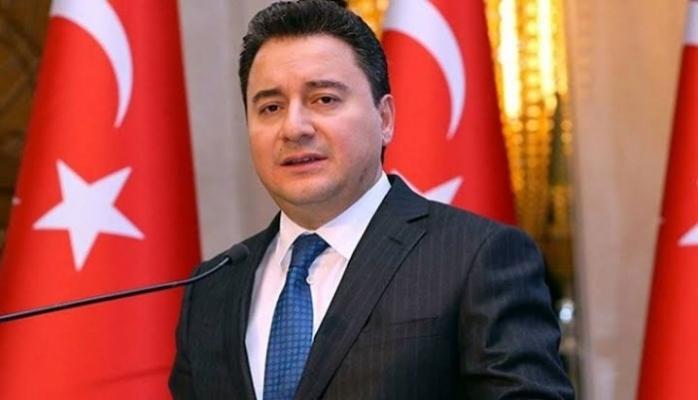 O partiden Ali Babacan'a isim önerisi