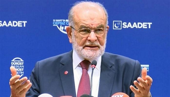Karamollaoğlu: Anayasa rafa kalktı