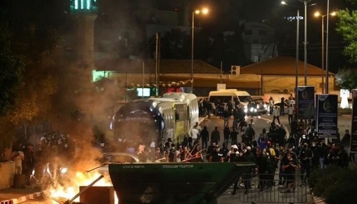 Kudüs'te Yeni Çatışmalar