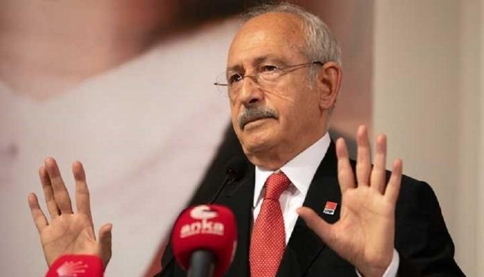 Kılıçdaroğlu: Tehdidi yapanlar bizi yıldıramazlar
